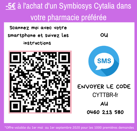 Cytalia 5€ coupon