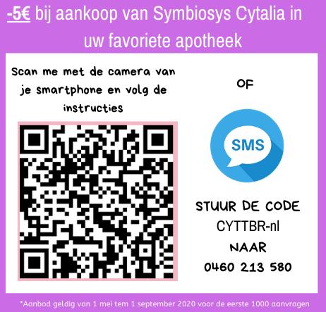 Cytalia QR code NL